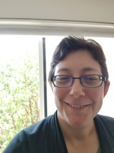 Kimberly Schulze, '17 Patsy Collins Award recipient