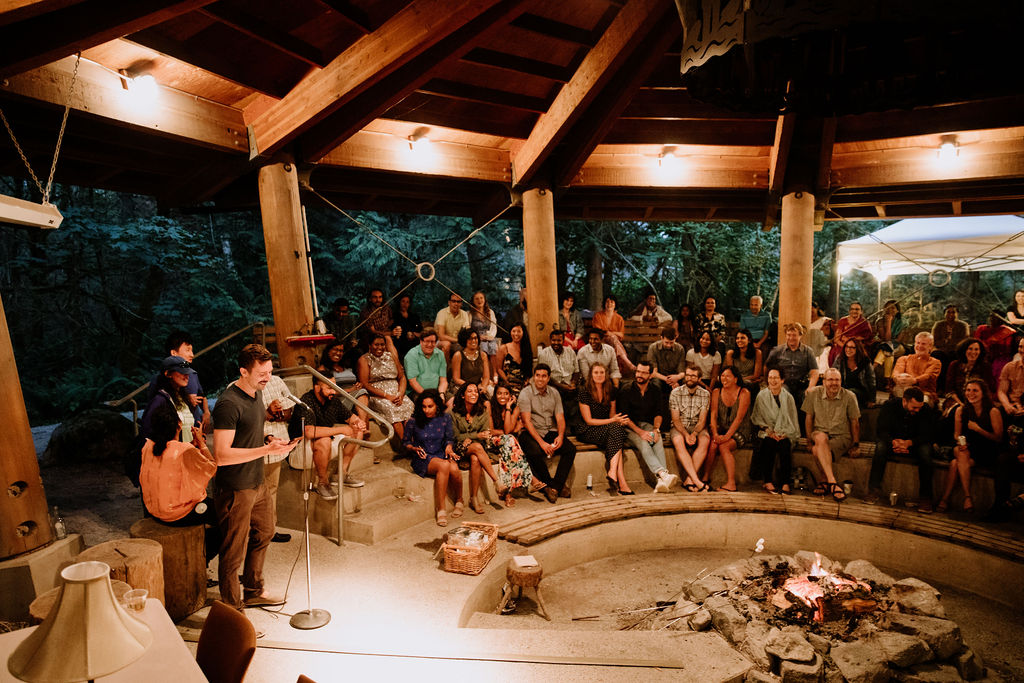 The Friendship Circle at IslandWood, an Outdoor Meeting venue