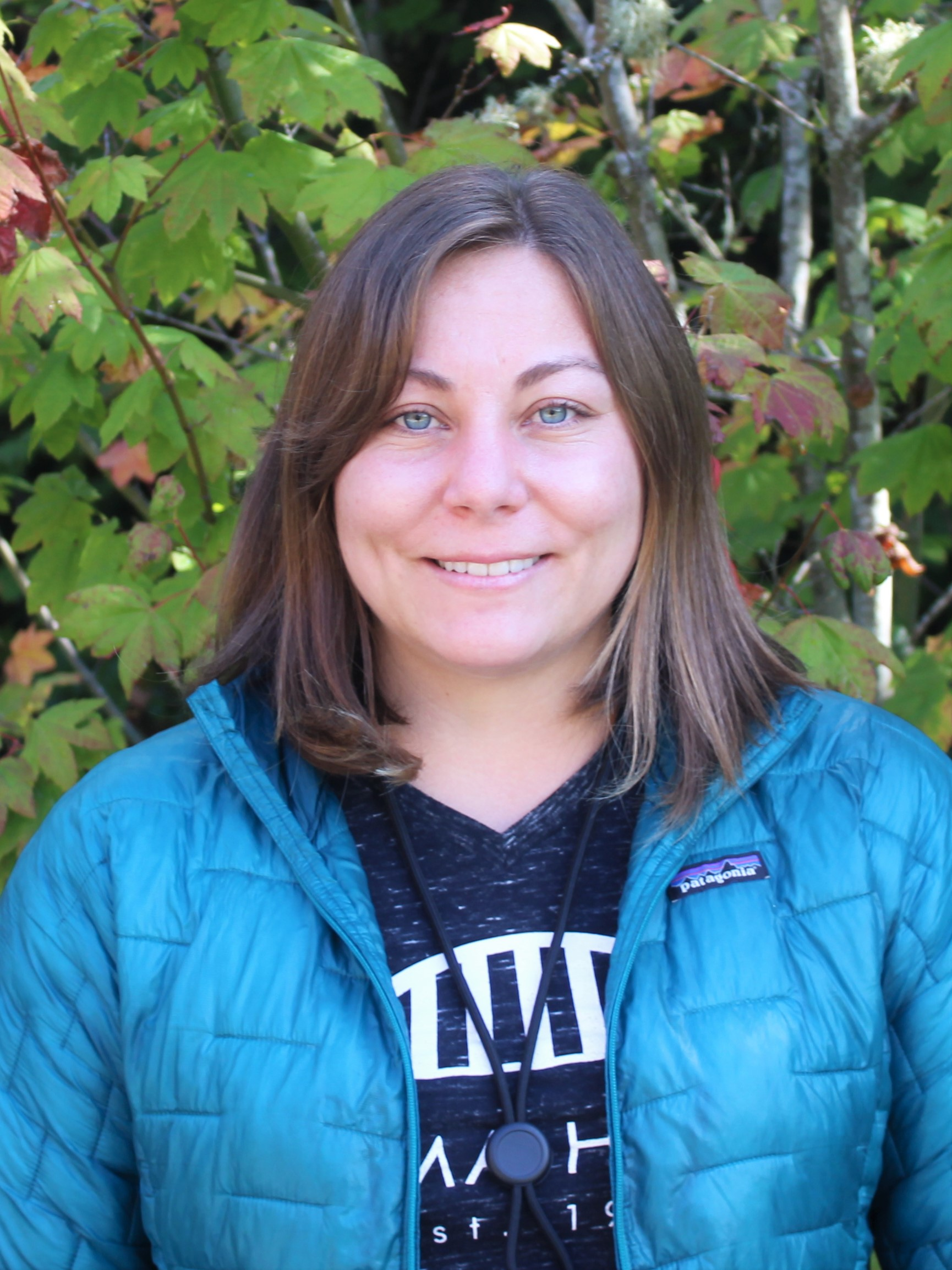 IslandWood Graduate Program student Hanna Jones