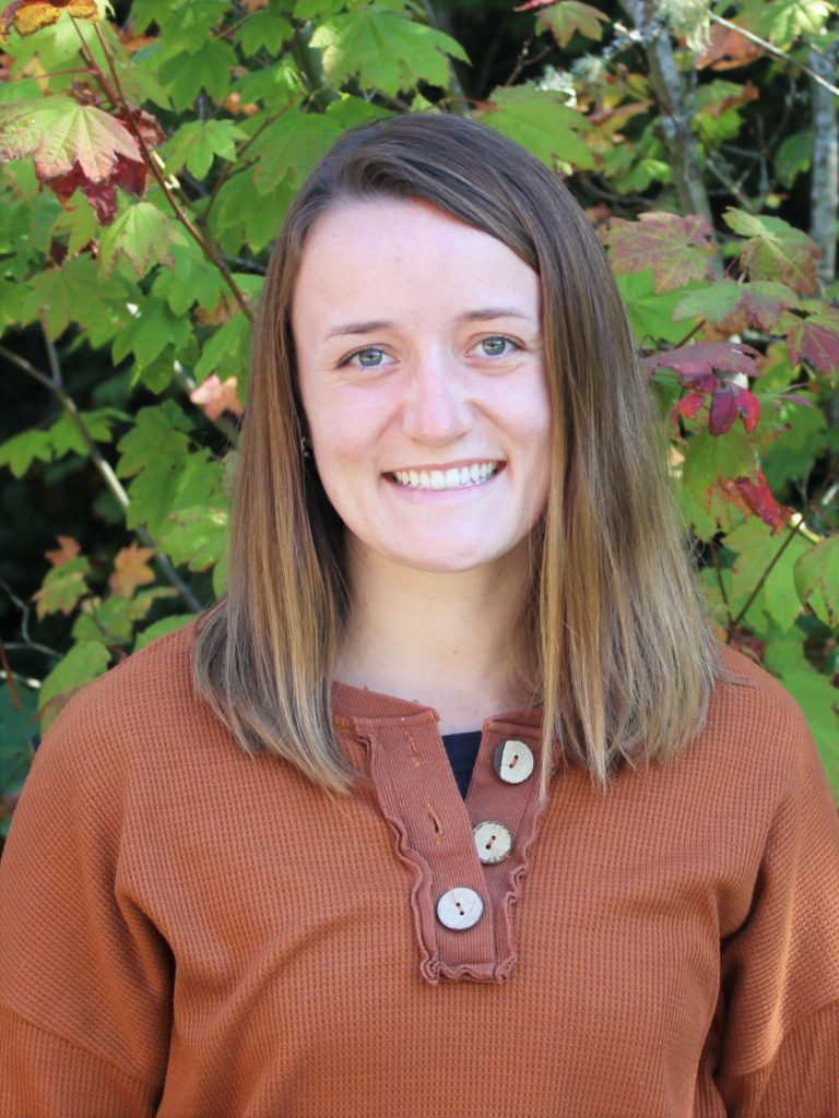 IslandWood Graduate Program student Megan Wing