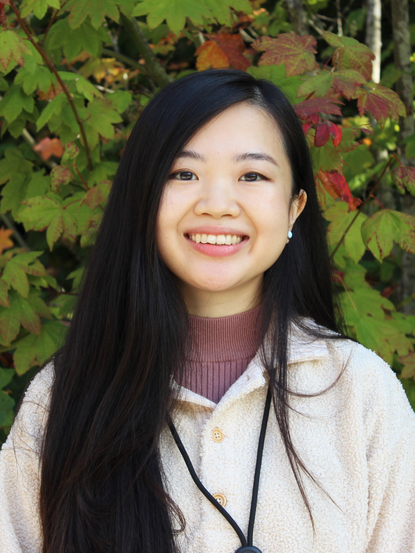 IslandWood Graduate student Cindy Nguyen.