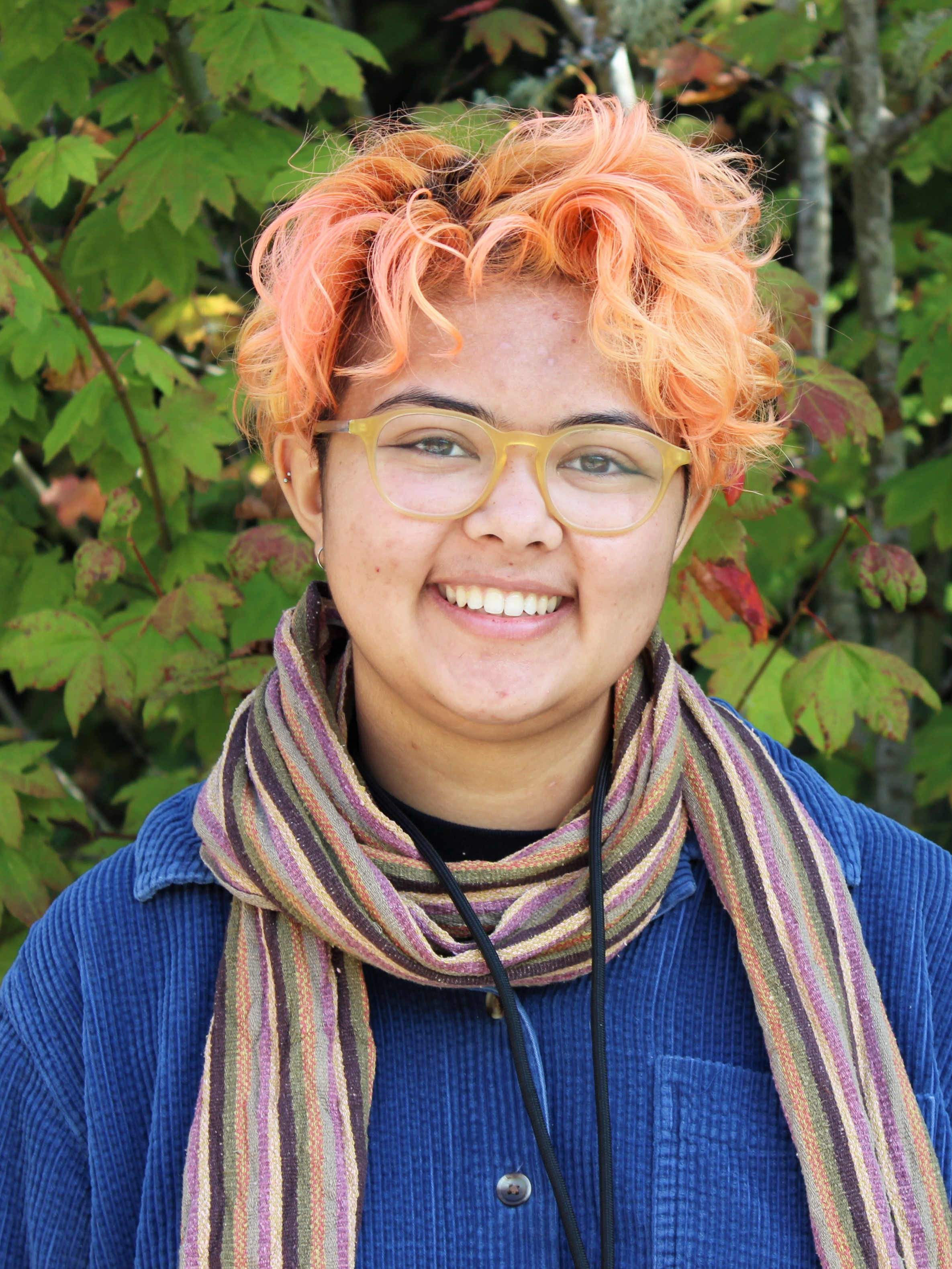 IslandWood Graduate Program student Meryl Haque