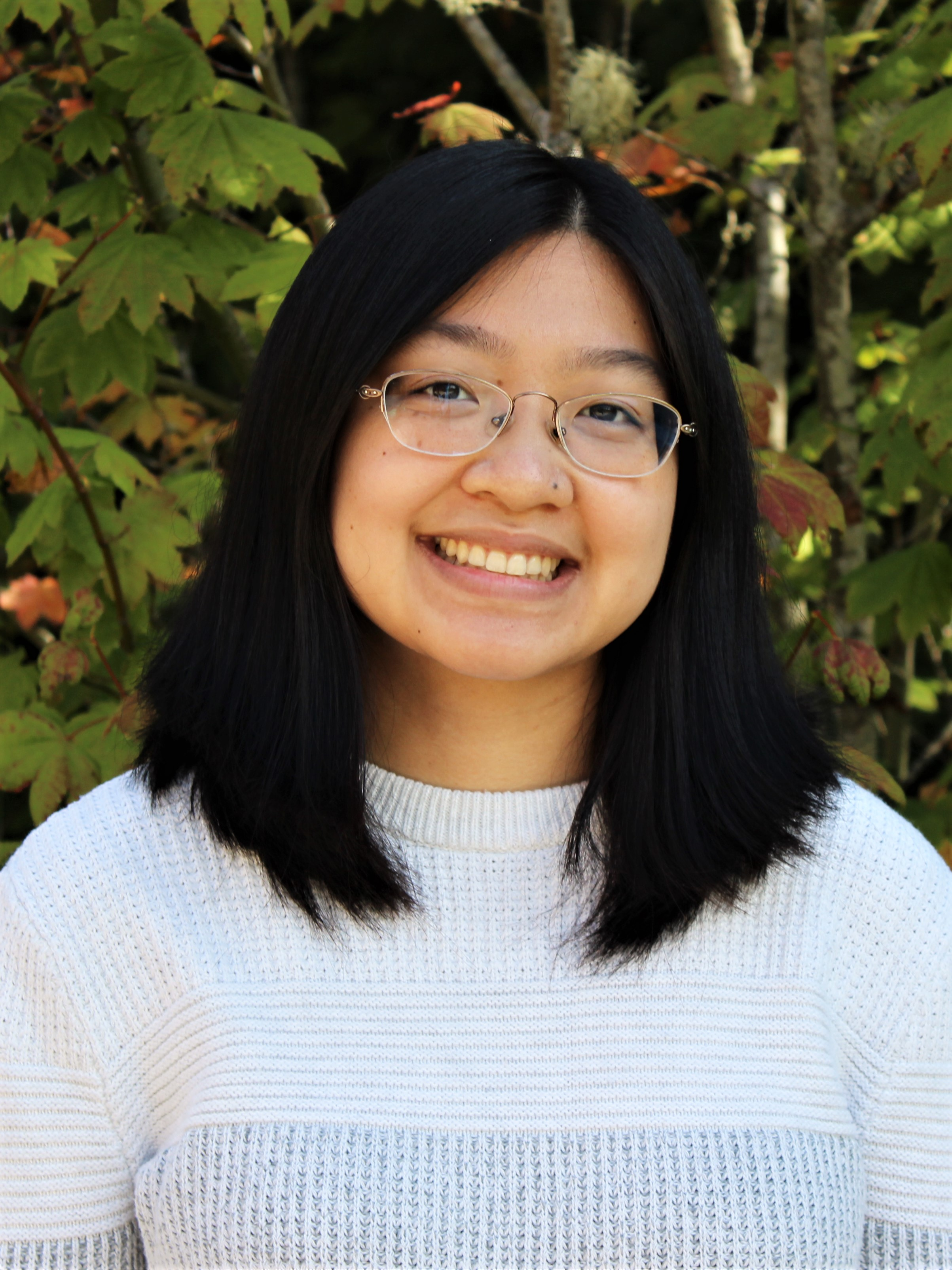 IslandWood Graduate Program student June Pen